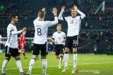 Jerman cukur Belarusia 4-0