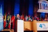 Dubes Indonesia sampaikan pernyataan  di UNESCO