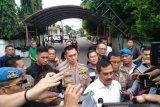 Densus 88 Antiteror amankan orang terduga teroris di Medan