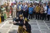 Masuknya Pencak Silat genapi 10 Warisan Budaya Indonesia untuk dunia