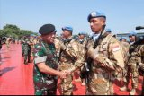 Garuda Contingent plays important role in military diplomacy