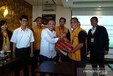 PT Pegadaian Denpasar memperluas sinergi dengan kalangan pariwisata di Bali