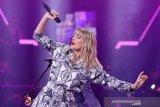 Akhirnya Taylor Swift diijinkan nyanyi 'medley' di AMA 2019