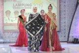 15 desainer Lampung gelar peragaan busana
