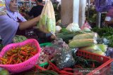 Harga cabai di Pasar Manis Purwokerto sudah turun