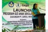 Cargill-WFP Dukung ProGas di Amurang-Sulut