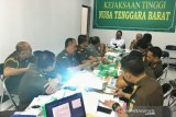 Kejati NTB menghentikan penyelidikan kasus korupsi dana reses DPRD Sumbawa