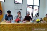 PHDI Lampung Tengah curhat tentang persoalan umat Hindu kepada media Bali