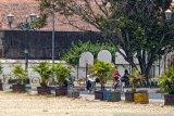 Kawasan Alun-Alun Selatan Yogyakarta akan dilengkapi lampu