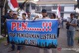 Listrik PLN di Baturaja selama bulan puasa ini hampir tiap hari mati,  alasan selalu klasik
