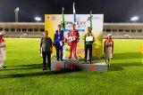 Pelari Sulut raih dua emas di Popnas XV Jakarta