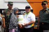 ACT bagikan 10 ton beras/hari selama Jelajah Humanity Rice Truck