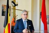 Dubes Yuri aplikasikan pesan presiden di Brussels