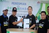 Bapinang Hulu resmi jadi Desa Sadar BPJamsostek