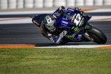 Vinales tercepat hari ke-2 tes pramusim MotoGP di Valencia