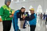 Atlet wushu Kabupaten  OKU Timur raih emas Porprov Sumsel