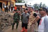 Bupati Agam berikan pilihan relokasi korban banjir bandang