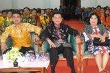 Kecamatan Kurun berhasil pertahankan juara umum FTIK Gumas