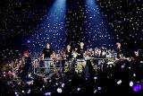 Peluncuran album baru EXO 'Obsession'