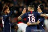 Icardi, Di Maria antar PSG atasi Lille 2-0