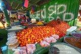 Harga cabai rawit turun, komoditas lokal lainnya naik