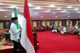 Sandiaga Uno beri kuliah umum tentang bank Infaq di Universitas Baiturahmah Padang