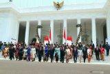 Survei Prabowo kinerja baik,  Jokowi berhasil tempatkan orang