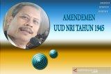 Analis: embahasan amendemen UUD melebar ke mana-mana
