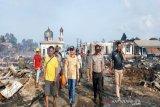 Kerugian kebakaran di Kotabaru diperkirakan puluhan miliar rupiah