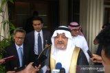Bertemu Mahfud, Dubes Arab Saudi tak bicarakan soal Habib Rizieq
