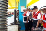 Wamen PUPR: Rekonstruksi Irigasi Gumbasa di Sigi selesai 2022