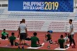 Nadeo Argawinata sedih dibobol Vietnam tiga gol di final SEA Games 2019