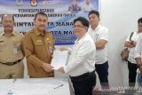 Wali kota Manado resmi tandatangani NPHD pemilihan wali kota 2020