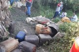 Polisi tangkap terduga pencuri minyak Pertamina di Aceh