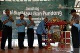 Bupati Bantul meresmikan pemanfaatan Balai Budidaya Ikan Pundong