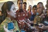 Ketua DPR Puan Maharani  kunjungi Lampung