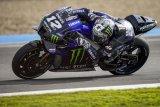 Maverick Vinales ungguli Marquez di tes resmi MotoGP di Jerez