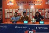 Pelatih Persela Lamongan Nil Maizar puas setelah kalahkan Borneo FC