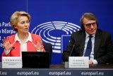 Kontak dengan staf positif, Presiden Parlemen Eropa jalani isolasi mandiri