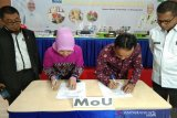 BPP Kendari-UMK taken MoU peningkatan produktivitas tenaga didik dan mahasiswa
