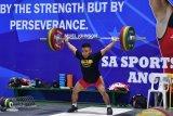 Eko Yuli Irawan incar total angkatan 310 kilogram di SEA Games