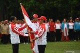 Presiden Jokowi: Pencalonan tuan rumah Olimpiade bukan untuk