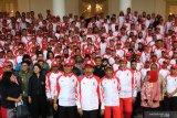 Presiden Jokowi minta peta jalan pencalonan sebagai tuan rumah Olimpiade 2032