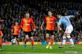 Liga Champions -- Manchester City lolos ke fase gugur sebagai juara Grup C