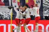 Liga Champions -- RB Leipzig lolos ke babak gugur