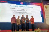 PTPN VII raih 2 penghargaan Top Digital Award 2019