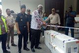 UD Putri Desi Mimika ekspor perdana kepiting bakau ke Singapura via Jakarta