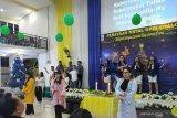 Jemaat GPdI Kota Palu mulai rayakan Natal