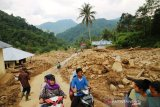 Jumlah pengungsi bertambah, Solok Selatan tambah tempat pengungsian korban banjir