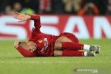 Cedera,  Fabinho menepi sampai  akhir Desember